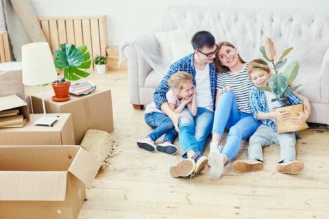 Новый законопроект по выгодной ипотеке для семей с детьми