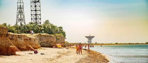 Отдыхающим: Витино, Молочное - курортный город на западном черноморском побережье Крыма