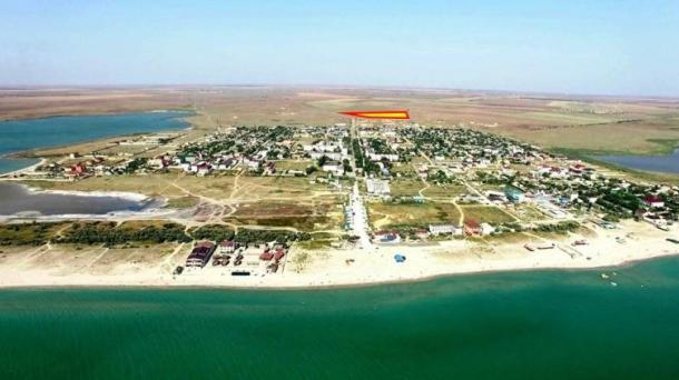 26 га рядом с с. Штормовое (1,6км от моря).