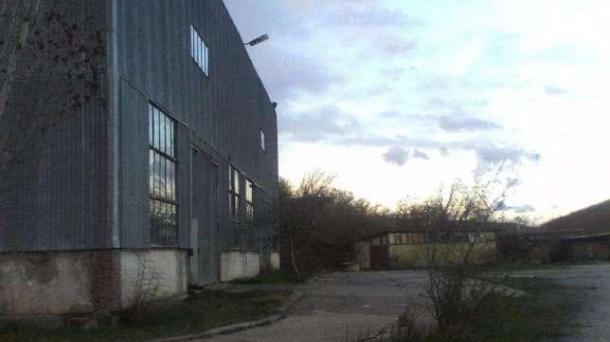 Производственная база с. Изобильное (Алушта)