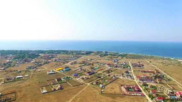 15 соток по ул.Скифская в пгт. Заозёрное (1 км от моря).