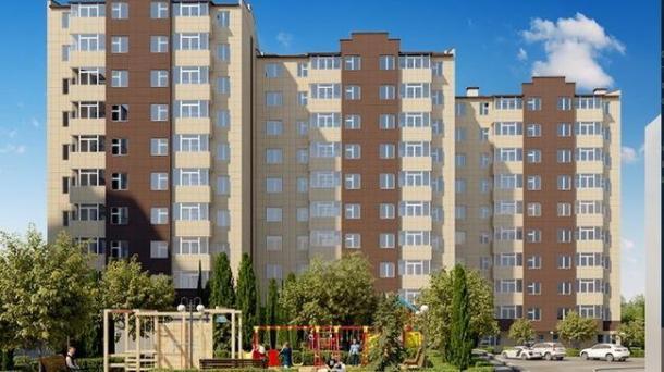 """3-комнатная квартира:  новостройка на """"Лётчиках"""""""