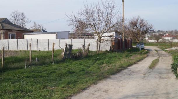 Продам земельный участок в с.Войково(Ленинский район) г. Керчь
