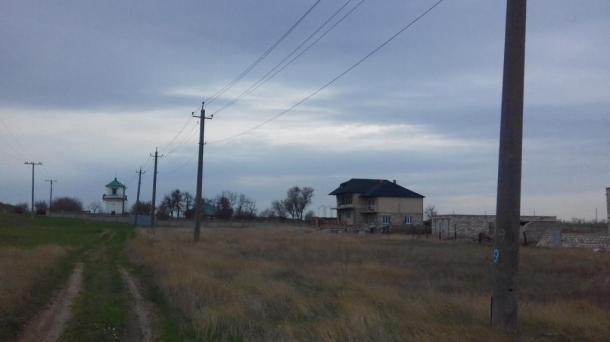 Продам земельный участок г. Керчь пос. Героевка