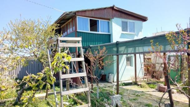 Дом в Феодосии