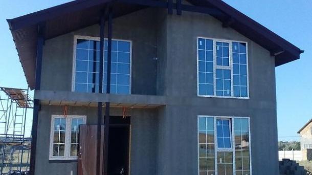 Продаем новый 2-этажный жилой дом