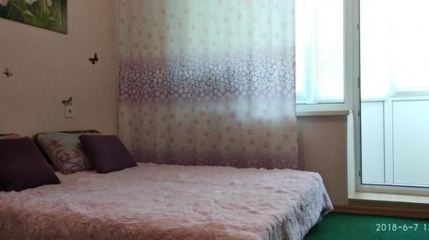 Квартира по ул.Сырникова в пгт.Мирный (600м от моря).