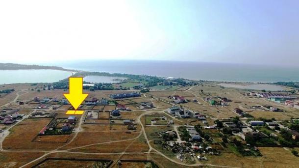 2 по 5 соток (смежные) под ИЖС в р-не Лимановки (900м от моря).