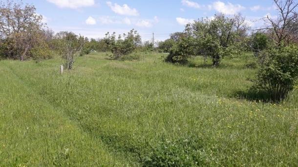 земельный участок площадью 1000 кв.м., под строительство