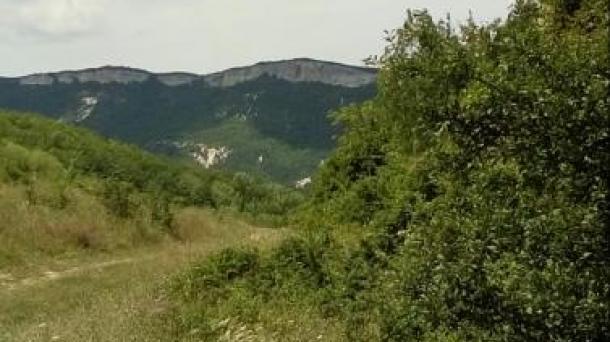 Земельный участок 80 соток в Горном Крыму