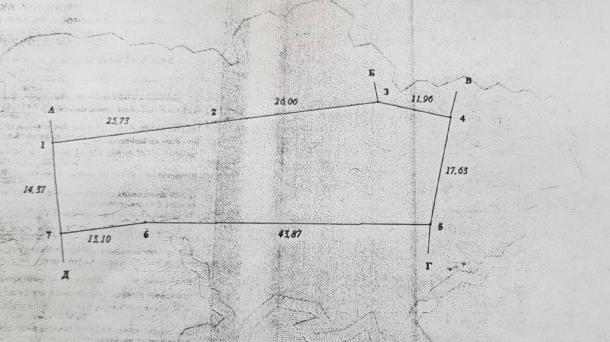 Продажа участка 20 соток в г.Ялта Ореанда до моря 200 метров.