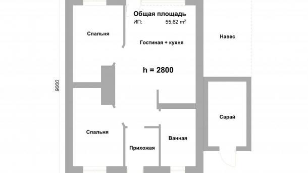 Продаю новый дом, в г. Керчь.