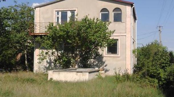 Дом в с.т. Надежда за с.Суворовское на земельном участке