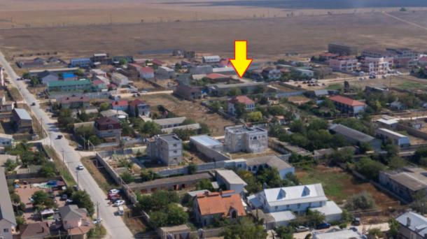 10 соток в курортном поселке Поповка по ул. Донецкая, 700м от моря.