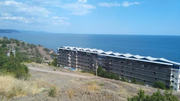 Продается земельный участок 10 соток ИЖС в г. Алушта, мкр. Дельфин.