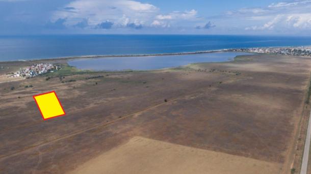 2 гектара в с.Штормовое, 1км от пляжа.