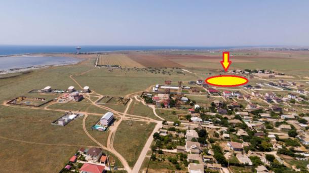 8 соток под ИЖС по ул. Крымская (1,5км от моря).