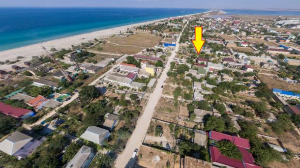 10 соток в с.Поповка по ул. Рыбалко, 350м от моря.