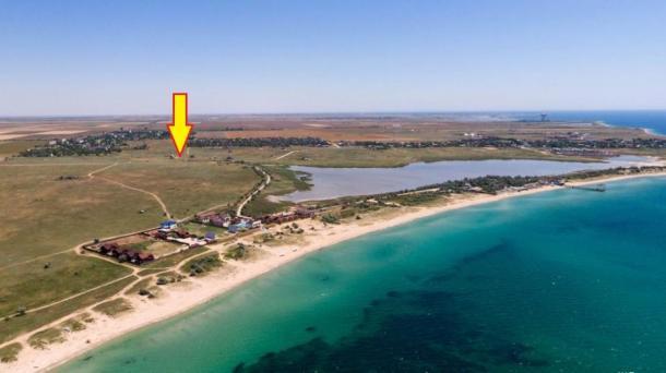 17 соток  под ИЖС в с.Витино, 850м от пляжа.
