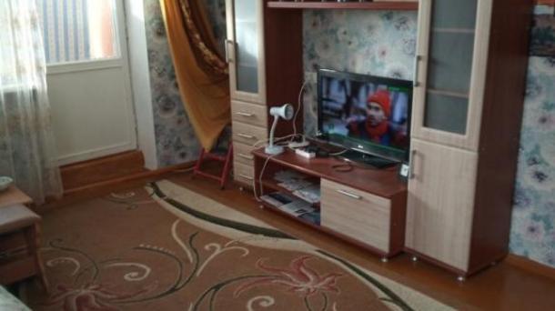 Квартира в  с.Кольцово, Сакский район.