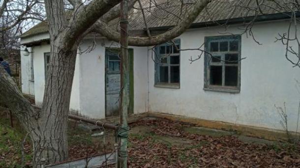 Дом в с.Уютное по ул.Мира.