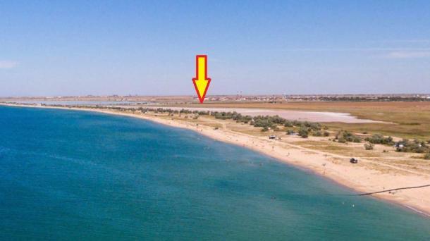 6 соток в районе Песчанки, 150м от моря.
