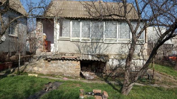 Садовый дом в СНТ Уют.