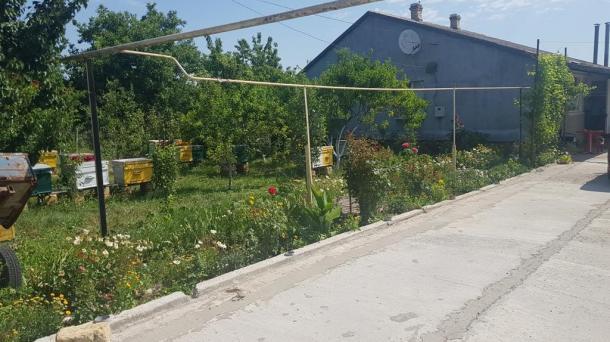 Дом в Раздольненском районе, с Березовка.