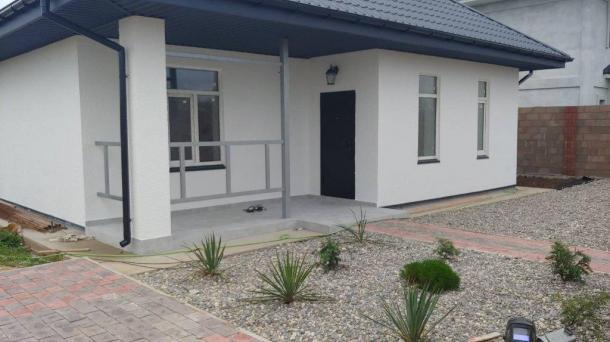 Новый дом на Лимановке (1,2км от моря).