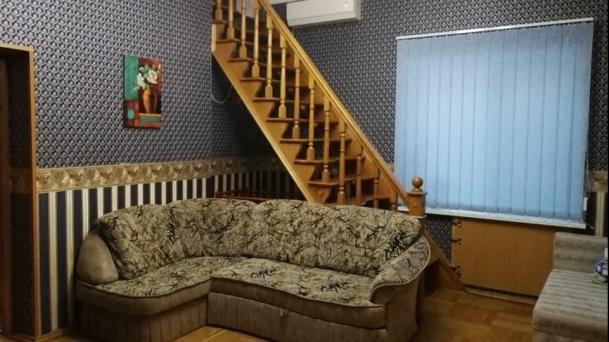 Квартира  на земле по ул. Московская (500м от моря).