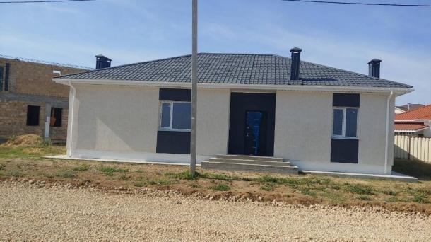 Новый дом на Лимановке, 1,6км от моря.